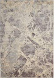 """Marbelized Area Rug 6'6""""W x 5'6""""D, 99006"""