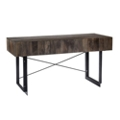 "Solid Wood Table Desk - 60""W x 24""D, 10129"
