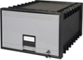 "Locking Legal-Sized Archive Storage Box - 18"", 37179"