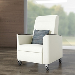 Three Position Mobile Recliner , 21414