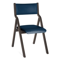 Patient Room Vinyl Folding Chair, 25897