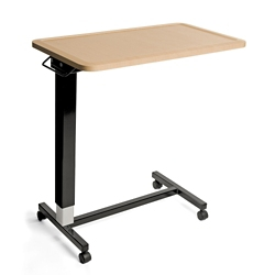 "Overbed Table with H Base - 32""W, 26077"