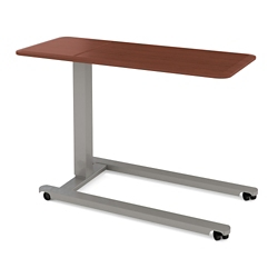 "Adjustable Height Oversized Overbed Table - 42""W , 26078"