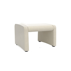 "Behavioral Health Bench - 21""W Seat, 26285"