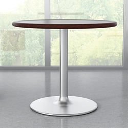 "Behavioral Health Trumpet Base Table - 36""W, 46126"