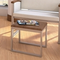 "Behavioral Health Square Thermoformed End Table - 18""W, 46132"