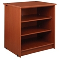 "Three Shelf Open Library Station - 40""H, 31074"