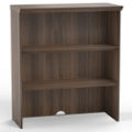 "Three Shelf Bookcase Hutch - 36""W, 32699"