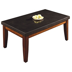 "Granite Top Coffee Table - 48""W, 46253"