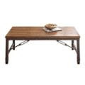 "Wood Top Coffee Table - 48""W, 46268"