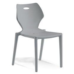 Ion Modern Indoor/Outdoor Polypropylene Stack Chair, 51063