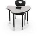 "Configurable Student Desk - 33""W, 14876"