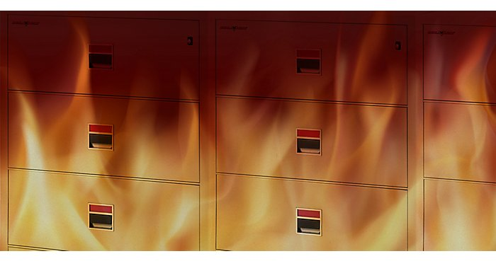 Collection Spotlight: DuraVault Fireproof Filing Cabinets and Safes