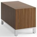 "Rectangular Modern Laminate End Table - 14""W x 28""D, 53057"