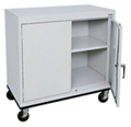 "Mobile Storage Cabinet - 36""W x 24""D, 36558"