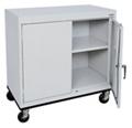 "Mobile Storage Cabinet - 36""W x 24""D, 36558"