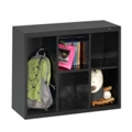 "30""H Steel Cubby Cabinet, 31871"
