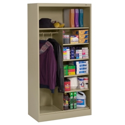 """Open Style Combination Cabinet - 72""""H, 36436"""