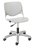 Perforated Back Polypropylene Task Chair, 76546
