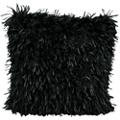 "kathy ireland by Nouriscon Loop Shag Rectangle Pillow - 20"" x 20"", 82270"