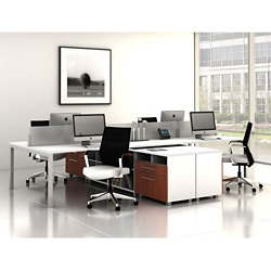 Four Workstation Set, 14090