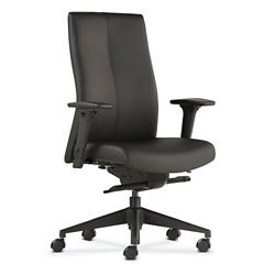 High Back Office Chair with Adjustable Arms, 56786