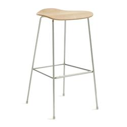 Modern Wood Bar Stool, 87837