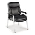 La-Z-Boy Lincoln Faux Leather Guest Chair, 51793