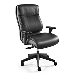 Tone Faux Leather Ergonomic Task Chair, 51795
