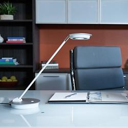 OttLite WorkWell Uplift Desk Lamp, 92557