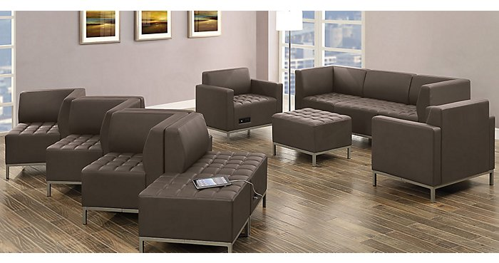 How to Set Up Modular Waiting Room Seating