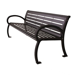 Horizontal Slat Bench - 4 ft, 82407