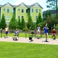 In-Ground Mounted Outdoor Gym, 82469