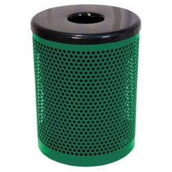 32 Gallon Perforated Waste Receptacle, 85139