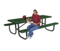 Outdoor Picnic Table - 6 ft, 85792