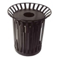 Trash Receptacle with Flat Top, 85946