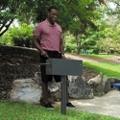 Rotating Pedestal Grill, 86048