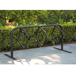 Three Hanger Loop Bike Rack, 87946