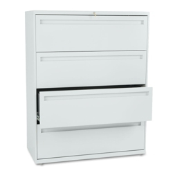 "Four Drawer Lateral File - 42""W, 30283"