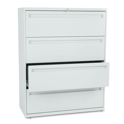 Four Drawer Lateral File   42