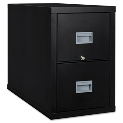 Two Drawer Fireproof Vertical File   Letter Size, 34022