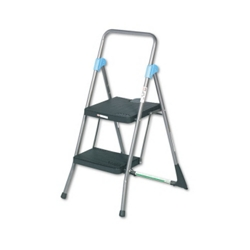 Commercial Two Step Folding Step Stool, 85226