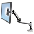 Adjustable Height Single Monitor Arm, 85368