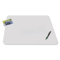 """Matte Vinyl Antimicrobial Desk Pad - 36""""W x 20""""D, 87467"""