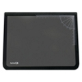 """Desk Pad with Clear Overlay and Rulers - 31""""W x 20""""D, 87475"""