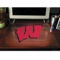 """Collegiate Plastic Desk Pad - 24""""W x 19""""D, 87493"""