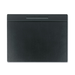 """Faux Leather and Wood Desk Pad - 24""""W x 19""""D, 87495"""