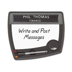 Tack and Write Nameplate, 91127