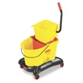 35 Quart Side Press Mop Bucket, 91785