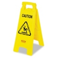 "25""H Multi-Lingual Caution Sign, 91792"